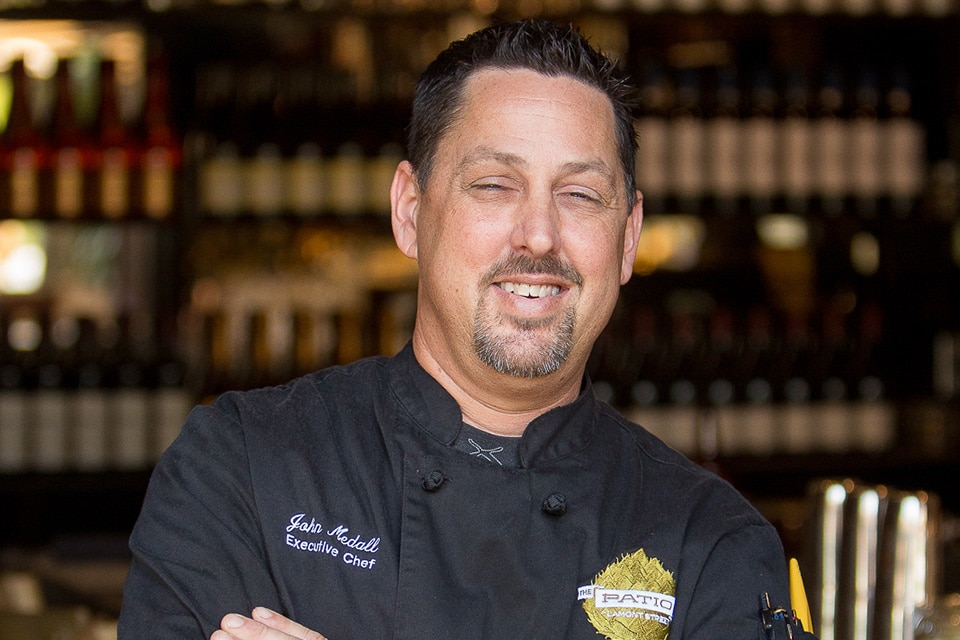 Executive Chef John Medall Santa Monica Seafood