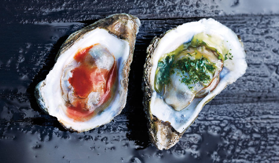 Picture of Oysters, French Kiss