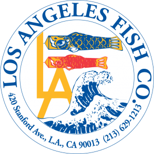 Los Angeles Fish Co. Logo