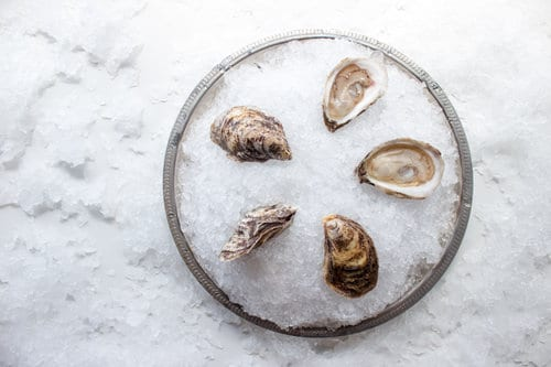 Picture of Oysters, Pink Moon