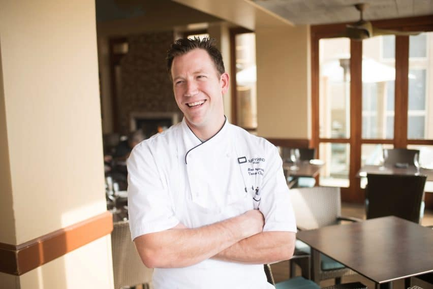 Chef Ron Fougeray - Corp. Executive Chef